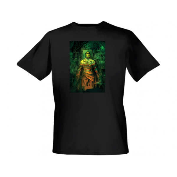 Nat Jones Frankenstein T-Shirt